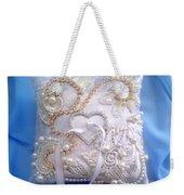 Weding Ring Pillow. Ameynra Design Weekender Tote Bag