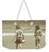 Wee Beachcombers Weekender Tote Bag