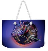 Wee Hong Kong Planet Weekender Tote Bag