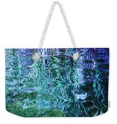Weed Shadows Weekender Tote Bag