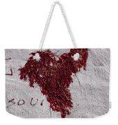 Weedheart Weekender Tote Bag