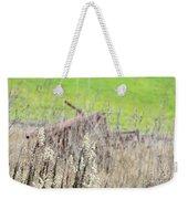 Weeds 008 Weekender Tote Bag