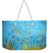 Weeds And Water Weekender Tote Bag