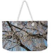 Weeping Cherry In Spring Weekender Tote Bag