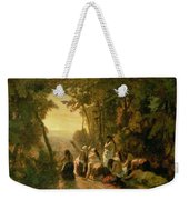 Weeping Of The Daughter Of Jephthah Weekender Tote Bag