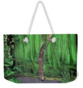 Weeping Willow Weekender Tote Bag