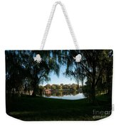 Weeping Willows Weekender Tote Bag