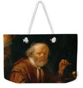 Weighing Gold 1664 Weekender Tote Bag