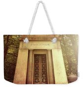 Welcome Weekender Tote Bag by Bob Orsillo
