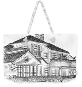Welcome Home 1 Weekender Tote Bag