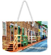 Welcome To Annapolis Weekender Tote Bag