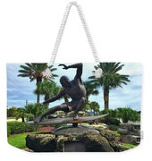 Welcome To Cocoa Beach Weekender Tote Bag