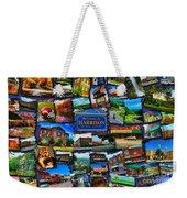 Welcome To Harrison Arkansas Weekender Tote Bag