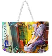 Welcome To Italy 05 Weekender Tote Bag