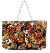 Welcome To My Flower Garden Weekender Tote Bag