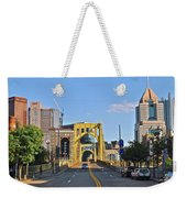 Welcome To Pittsburgh Pa Weekender Tote Bag