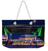 Welcome To The Fest Weekender Tote Bag by CJ Schmit