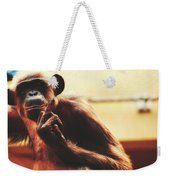 Welcome To The Zoo Weekender Tote Bag