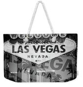 Welcome To Vegas Xiv Weekender Tote Bag