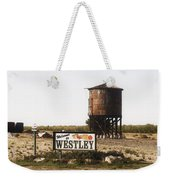 Welcome To Westley Weekender Tote Bag