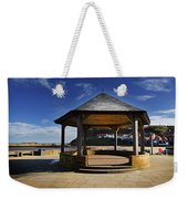 Welcome To Whitby Weekender Tote Bag