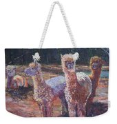 Welcoming Crowd Weekender Tote Bag
