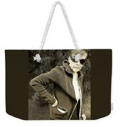 Well Are You Coming Weekender Tote Bag