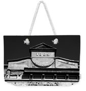Well Built  Weekender Tote Bag