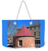 Well House Weekender Tote Bag