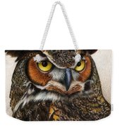 Well...  Weekender Tote Bag by Pat Erickson