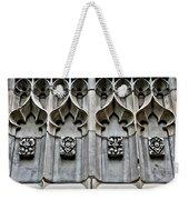 Wellesley College Tower Court Detail Weekender Tote Bag