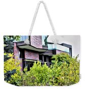 Wellesley College Wang Campus Center Weekender Tote Bag