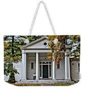 Wellesley College Zeta Alpha Weekender Tote Bag