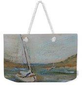 Wellfleet Beached Weekender Tote Bag