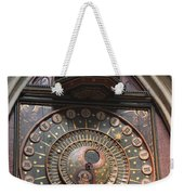 Wells Cathedral Astronomical Clock Weekender Tote Bag