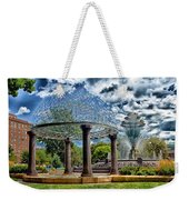 Wellspring Fountain - Council Bluffs Iowa Weekender Tote Bag
