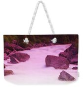 Wenatchee River  Weekender Tote Bag