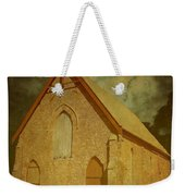 Wesley Church, Greenough, Western Australia Weekender Tote Bag