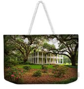 Wesley House Weekender Tote Bag by Sandy Keeton