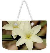West Australian Wildflowers - Orchid 2 Weekender Tote Bag