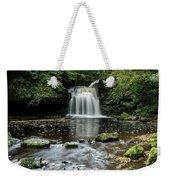 West Burton Falls, Yorkshire, England Weekender Tote Bag