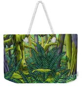 West Coast Landscape Painting Weekender Tote Bag