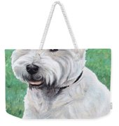 West Highland Terrier Weekender Tote Bag