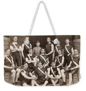 West Point: Track, 1896 Weekender Tote Bag
