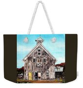 West Road Barn - All Rights Reserved Weekender Tote Bag