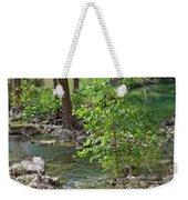 West Sister Creek Weekender Tote Bag