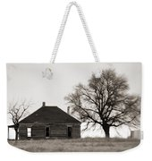 West Texas Winter Weekender Tote Bag