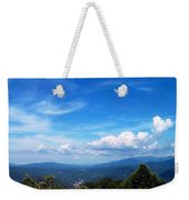 West Virginia Calling Me Home Weekender Tote Bag
