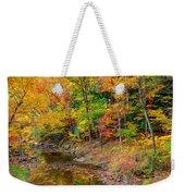 West Virginia Paradise Weekender Tote Bag