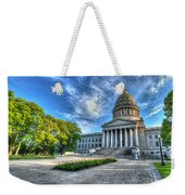 West Virginia State Capitol Building No. 2 Weekender Tote Bag